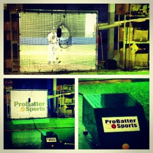 pro batter pitching machine